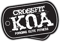 Awesome CrossFit box we did branding and web development for.