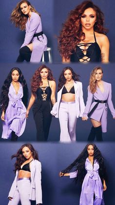 Little mix 7 years Jesy Nelson, Perrie Edwards, Little Mix Girls, Little Mix Style, My Girl, Cool Girl, Litte Mix, Mix Photo, Mixed Girls