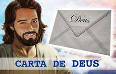 Carta de Deus Para Você - Leia e Seja Tocado