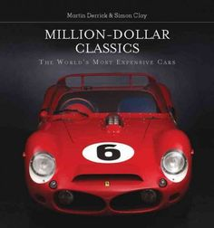 All of the cars featured in this elegant book attained auction prices upwards of $1,000,000, making them the most desired cars in the world, as well as the most expensive.  This book is perfect for any automobile lover, or collector and includes vehicles created by Mercedes-Benz, Bugatti, Alfa Romeo, Ferrari, Jaguar, Maserati, and Aston Martin. From Amazon.com