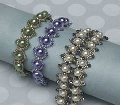 Row-by-row pearls - Jewelry Store