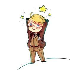 Hetalia - Cute America❤ Manga Anime, Anime Art, Hetalia America, Usuk, Fandoms, Me Me Me Anime, Attack On Titan, Art Reference, North America