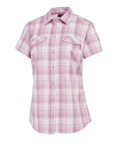 24b6cd9b060 Wolverine W1204600-505. Brook Short Sleeve Plaid Shirt. Wolverine