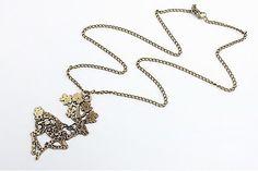 Reindeer Necklace Rs.450