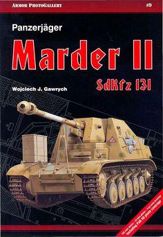 Panzerjäger Marder II SdKfz.131 – Armor Photogallery 009 BFD