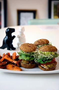 Chomp Vegan Eatery photo credit: Barb Sligl