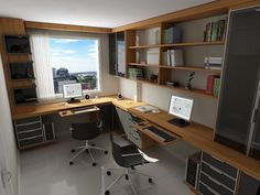 Trendy home small office layout Ideas Tiny Office, Small Space Office, Home Office Setup, Office Workspace, Small Spaces, Office Ideas, Office Style, Bureau Design, Workspace Design