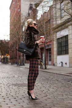 This blogger speaks to my inner fashion goddess! - via Atlantic-Pacific