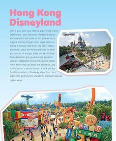 Hong Kong Disneyland - #travel #Disney