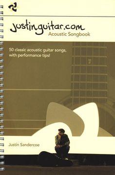 Wise Publications Justinguitar.com Acoustic Song