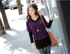 Dress DS3426 Purple