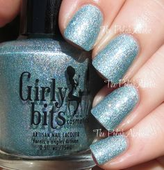 The PolishAholic: Girly Bits From Far and Wide; Harlow & Co. Exclusive
