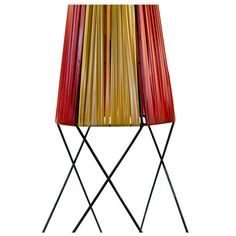 Nice Swedish Floor Lamp from the 1950s   From a unique collection of antique and modern floor lamps at https://www.1stdibs.com/furniture/lighting/floor-lamps/