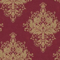 Gwynne Damask Porcelain Wallpaper Ralph Lauren Tapetai