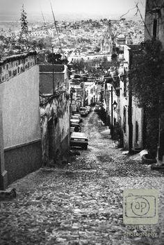 #sanmigueldeallende #mexico #blackandwhite #photography San Miguel de Allende in Mexico.