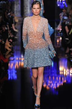 Elie Saab delivers always the best.