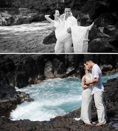 Destination wedding in Hawaii – Juanita & Marco