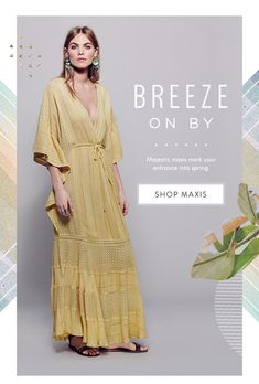 Free People: Beachy Boho Dream Dresses | Milled
