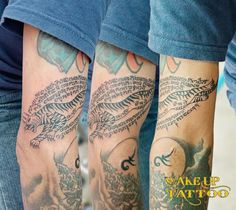 """Wake up Tattoo located in Patong Beach, Phuket, Thailand. 3 minutes walk from Biggest shopping mall """"Jungceylon"""" in Patong area. We have staffs """"Thai and Japanese"""". Very Clean, Use good ink from USA, High quality artist(over 22 years of experience), Very friendly. Please join with us! #Phuket #Patong #Tattoo #patongtattoo #phukettattoo #Thailand #Thai #Sakyant #Sak #Yant #Traditional #Bamboo #Tiger"""