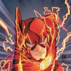 Barry Allen aka The Flash
