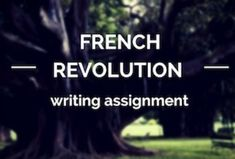 Best French Revolution Lesson Plans Images  Social Studies  French Revolution Essay Writing Assignment World History Thesis Examples For Argumentative Essays also Critical Essay Thesis Statement  Compare And Contrast Essay Sample Paper