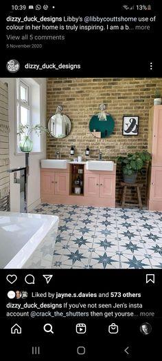 The 5th Of November, Shutters, Mirror, Bathroom, Inspiration, Furniture, Color, Design, Home Decor