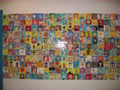 tile mural kids - Google Search