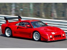 Ferrari 288 GTO Evoluzione for sale. Sport Cars, Race Cars, Ferrari 288 Gto, Street Stock, American Racing, Racing Team, Rally Car, Le Mans, Classic Cars