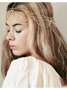 Metallic Headband | Choies