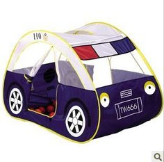 Child Kids play tent ultralarge police car toy tent indoor outdoor beach play house on AliExpress.com. $12.80