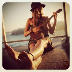 #music #guitar #ukulele #Sydney #photography #KymCampbell