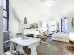 Charming studio apartment with a shabby chic appealVacation Rental in West Village from @HomeAway! #vacation #rental #travel #homeaway
