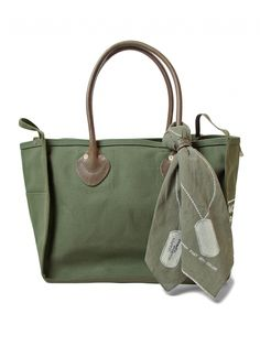 8 SIZE ARMY CANVAS TOTE | WHAT'S NEW | KAPITAL