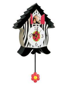 OranguCoo Clock