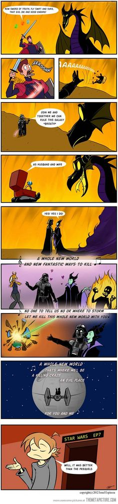 How Star Wars Episode VII is probably going to be…