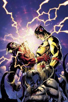 The Flash vs. Reverse Flash