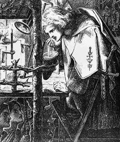 'Sir Galahad', Dante Gabriel Rossetti