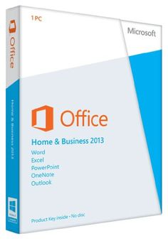 Amazon.com: Office Home & Business 2013 Key Card 1PC/1User: Software