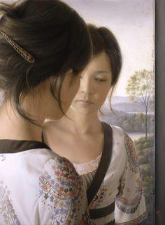 Ryo Shiotani 塩谷 亮, 1975 | Figurative painter