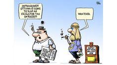 Political Cartoons - Political Jokes & Humour | TheRecord.com