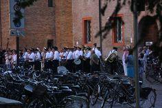 Scorcio della processione dell'Assunta [ Foto Barbara Sabbadini ]