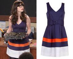 Dress like the new girl (auburn wear)