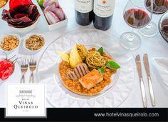 Carapulca de lomo fino y panceta de cerdo acompañado de una sopa seca iqueña.  #Hotel #Viñedo, #Vineyard  #wine #winelover #Ica #Peru #Vino #Relax #Vacations. #food #sopaseca #menu #comida