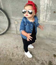 Clothes For Girls Kids Divas Ideas Cute Baby Girl Outfits, Cute Outfits For Kids, Toddler Girl Outfits, Baby Girl Dresses, Baby Girl Fashion, Toddler Fashion, Kids Fashion, Baby Girl Hairstyles, Baby Fashionista
