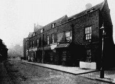 old paradise street lambeth - Google Search Vintage London, Old London, Chesters Way, London History, St Albans, Moon Magic, Fair Lady, London Photos, Slums