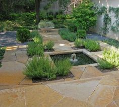 Nice For A Lawn Less Backyard Or Front Yard Cory Edwards Maintenance Free Ideas