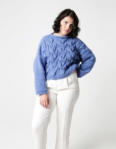 Unchained Sweater | Knit It | woolandthegang.com
