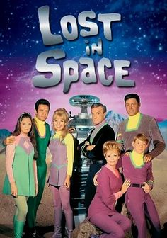 Lost in Space ..... Who'd uv thunk Id grow up to be Penny Robinson for a minute????