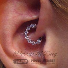 Daith Piercing                                                                                                                                                      More
