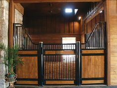 Beautiful Stable
